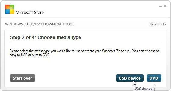 Создание установочной флешки windows 7.