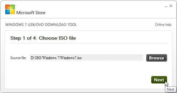 Установка windows 7 с флешки.